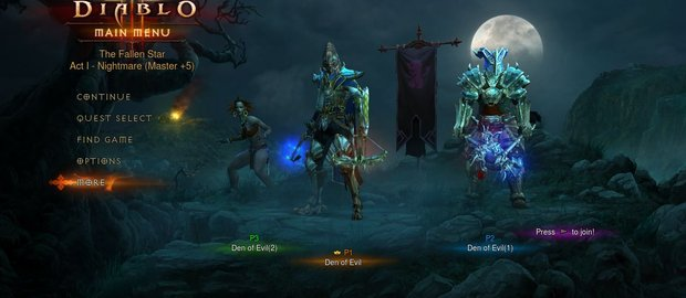 Diablo III News
