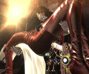 Bayonetta 2 Files