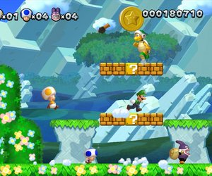 New Super Luigi U Screenshots