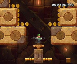 New Super Mario Bros. U Screenshots