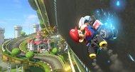 Mario Kart 8 E3 2013 screenshots