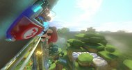Mario Kart 8 trailer shows off high-flying antics (and baby-people)