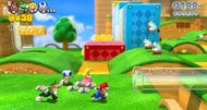 Super Mario 3D World includes bonus Luigi-themed retro game
