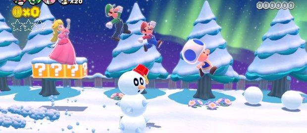 Super Mario 3D World News