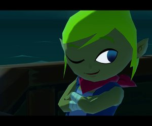 The Legend of Zelda: The Wind Waker HD Screenshots
