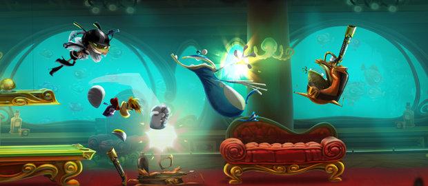 Rayman Legends News