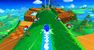 Sonic Lost World E3 2013 screenshots
