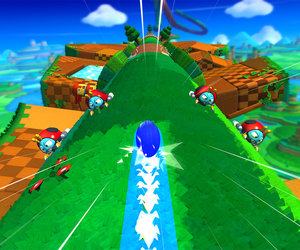 Sonic Lost World Videos