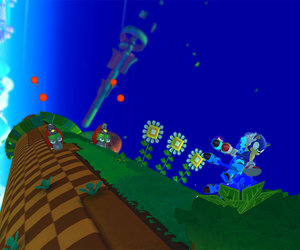 Sonic Lost World Chat