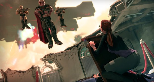 Saints Row IV E3 2013 screenshots