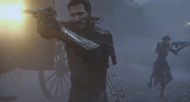 The Order: 1886 E3 2013 screenshots