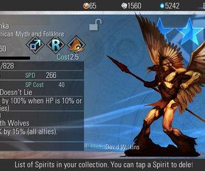 Destiny of Spirits Screenshots