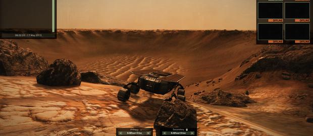 Take On Mars News