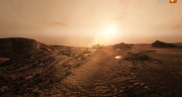 Take On Mars announcement screenshots E3 2013
