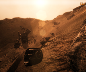 Take On Mars Screenshots