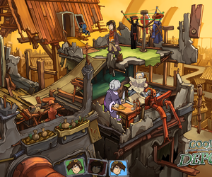 Goodbye Deponia Screenshots