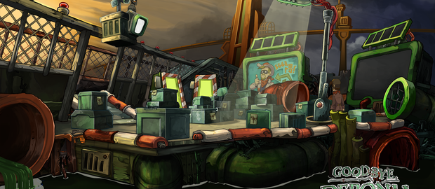 Goodbye Deponia News