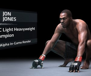 EA Sports UFC Files