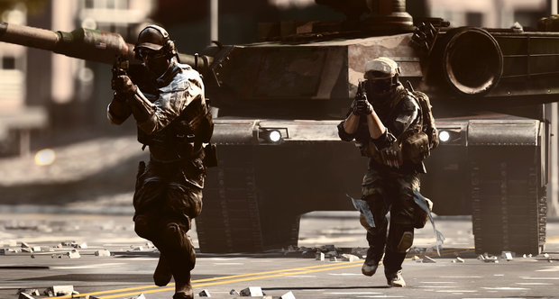 Battlefield 4 E3 2013 screenshot