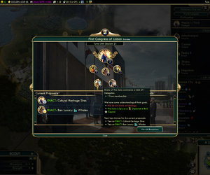 Sid Meier's Civilization V: Brave New World Screenshots