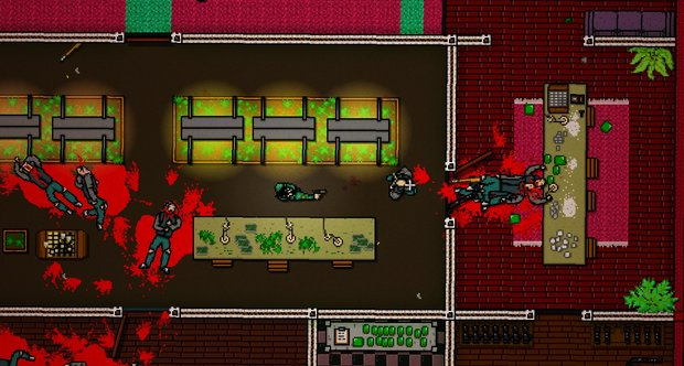 Hotline Miami 2: Wrong Number E3 2013 screenshots