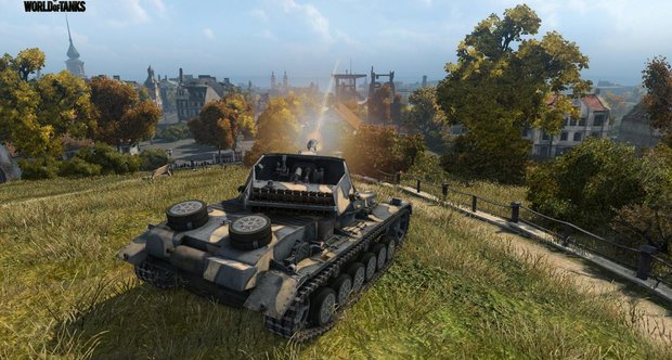 World of Tanks 8.6 update preview