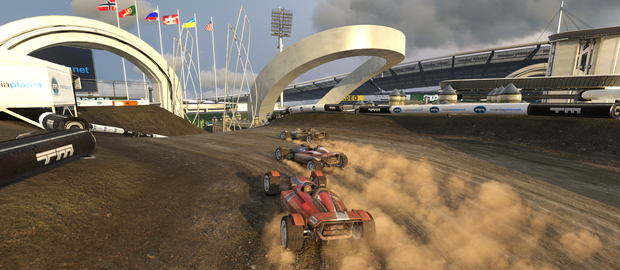 TrackMania 2 Stadium News
