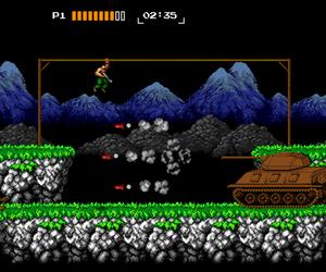 8-Bit Commando Screenshots