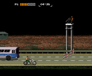 8-Bit Commando Screenshots