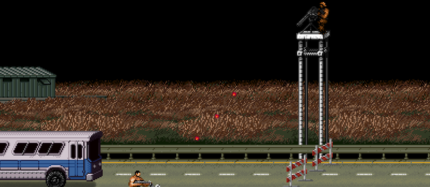 8-Bit Commando News