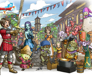 Dragon Quest X Chat