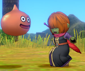 Dragon Quest X Screenshots
