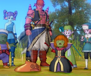 Dragon Quest X Files