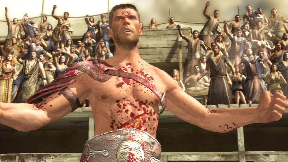 Spartacus legends pc