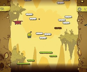 Doodle Jump for Kinect Screenshots