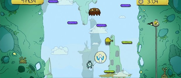 Doodle Jump for Kinect News