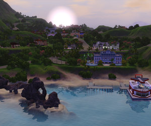 The Sims 3: Island Paradise Screenshots
