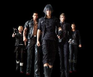 Final Fantasy XV Files