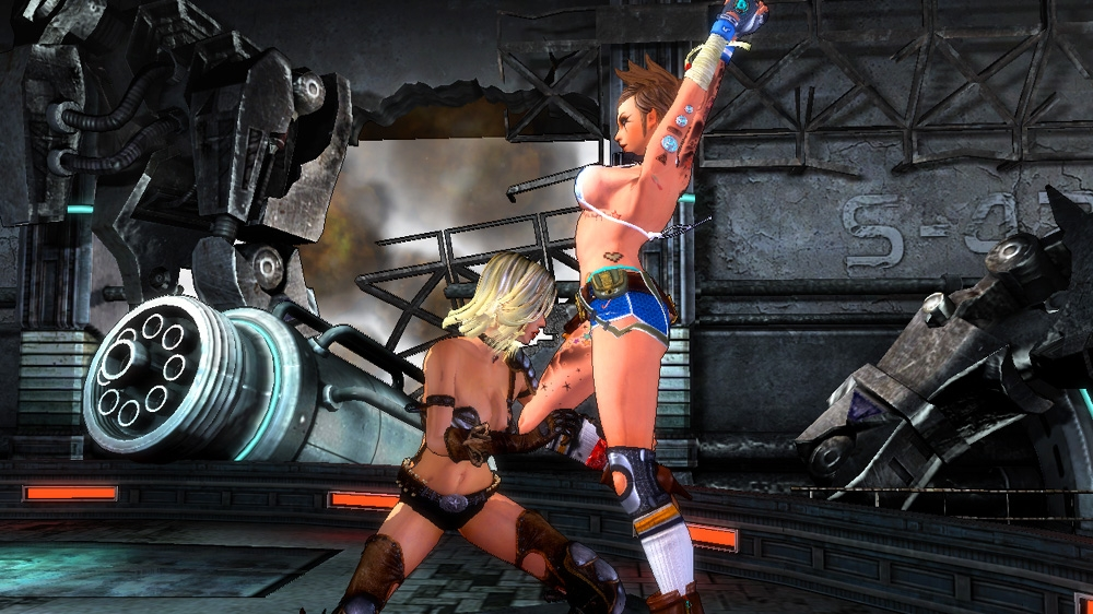 Girl Fight Screenshots - Video Game News, Videos, and File ...