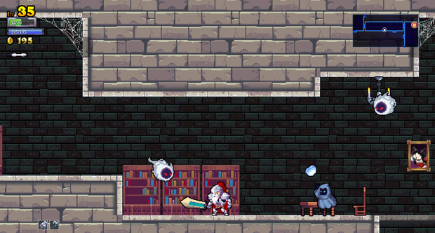 Rogue Legacy screenshots