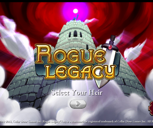 Rogue Legacy Chat