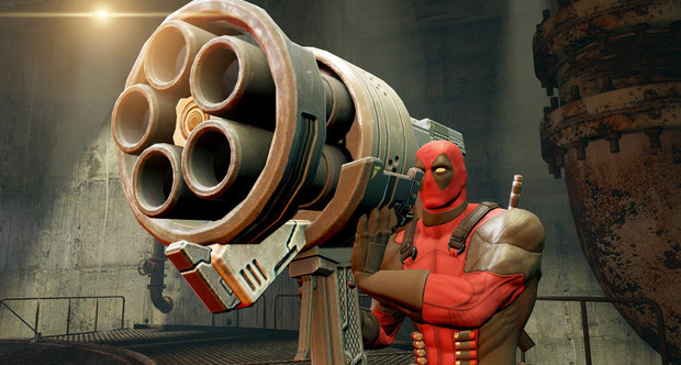 Deadpool launch screenshots