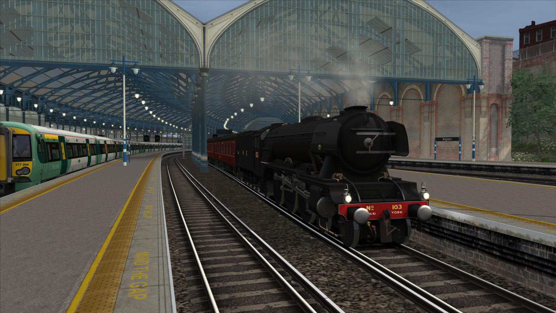Train Simulator Series - Shacknews.com - Video Game News