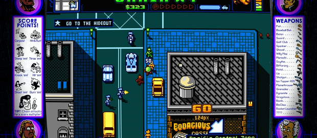 Retro City Rampage News