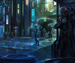 Satellite Reign Screenshots