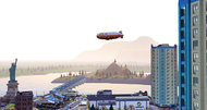 SimCity launches 'Airship' DLC