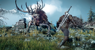 The Witcher 3 cinematic trailer kills monsters