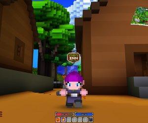Cube World Chat