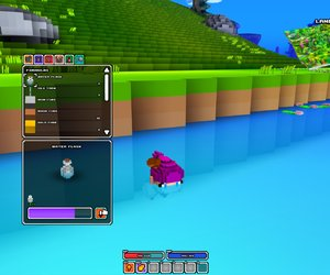 Cube World Chat
