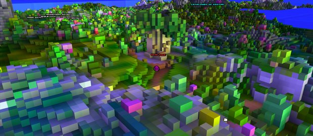 Cube World News